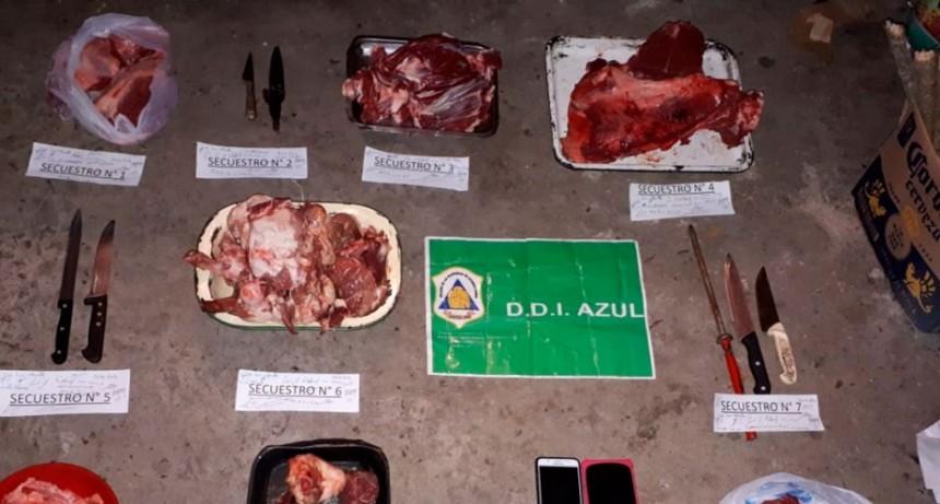 Sub DDI y CPR: Allanaron dos viviendas en el marco de la investigación por 'Abigeato'