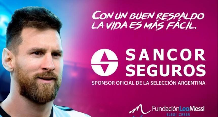 Lionel Messi es la nueva imagen de Sancor Seguros