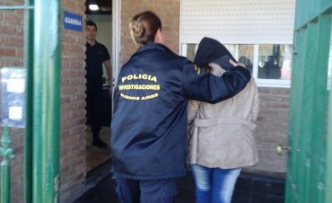 Detuvieron a la madre del niño que arribó al Hospital 'Capredoni' en estado grave