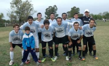 Fútbol Rural Recreativo:  Veterano se quedó con el clásico urdampilletense
