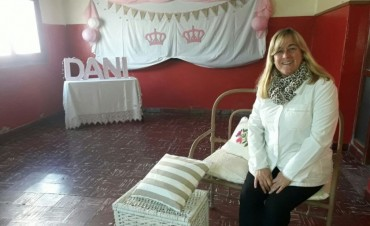 Daniela López se jubiló en la docencia después de 31 años de trabajo