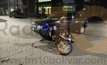 Tercer accidente en una semana en la esquina de Lavalle y Rafael Hernández – Roca