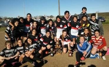 FUTBOL FEMENINO: Casariego A gritó dale campeón