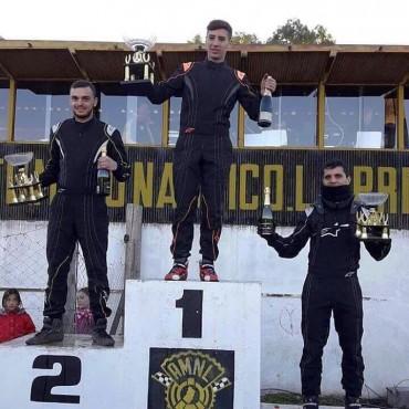 APPKO pasó por Laprida: Cattaneo y Pando hicieron podio