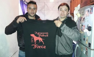 CON PERROS PIT BULL: Bolivarenses nos representarán en Rosario en Pit Deporte