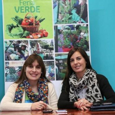 La Feria Verde proveerá productos a los Jardines Maternales