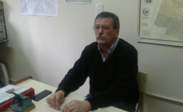 Raúl Woll cumplió su último día de trabajo con Director de Infraestructura
