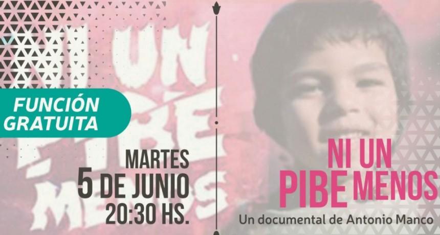 """Se proyectará el documental """"Ni un pibe menos"""", La historia de Kevin de Zavaleta"""