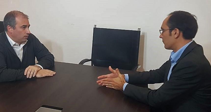 Pisano continúa las gestiones para que Bolívar tenga un médico de policía
