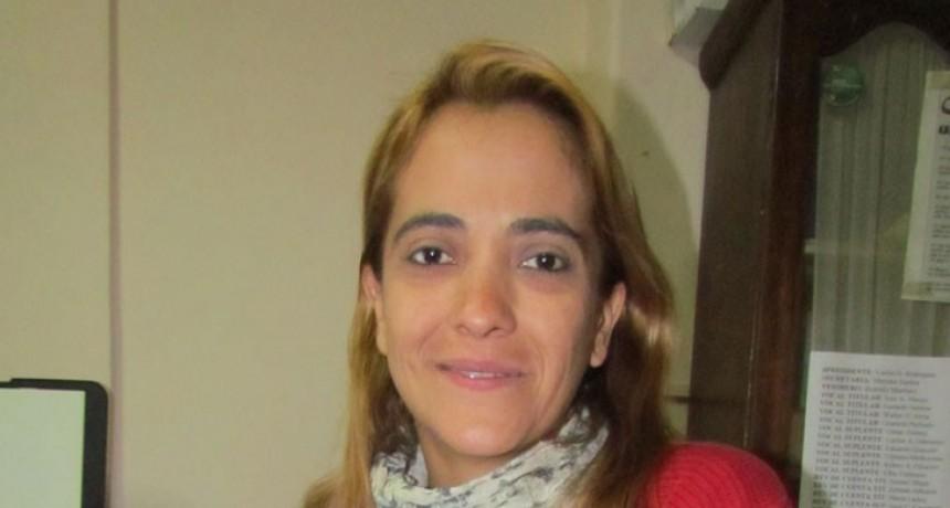 Mariana Sardón desde la Sociedad Española: 'Estamos tratando de mejorar el teatro'