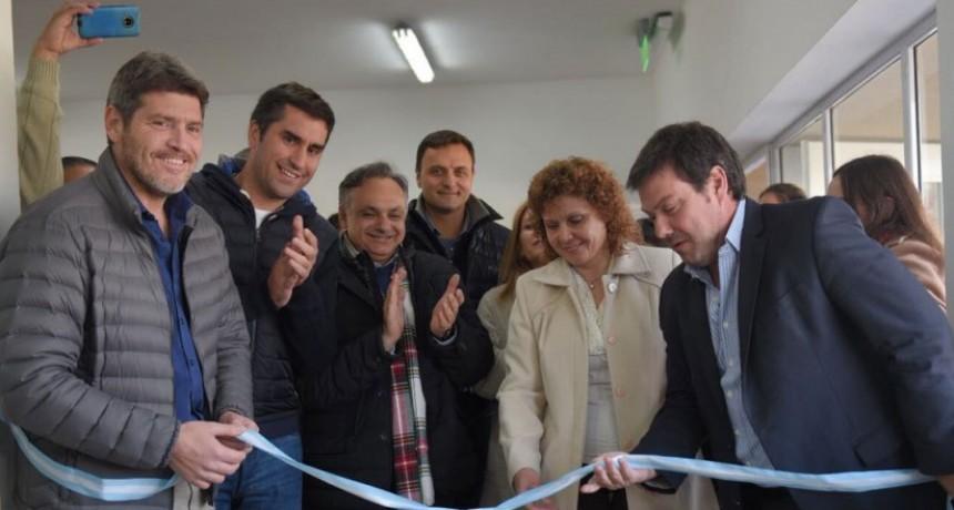 Manuel Mosca y legisladores de Cambiemos comenzaron con el recorrido por 60 municipios