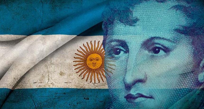 La Asociación Cultural Sanmartiniana conmemora el 198º Aniversario del paso a la inmortalidad del General Manuel Belgrano