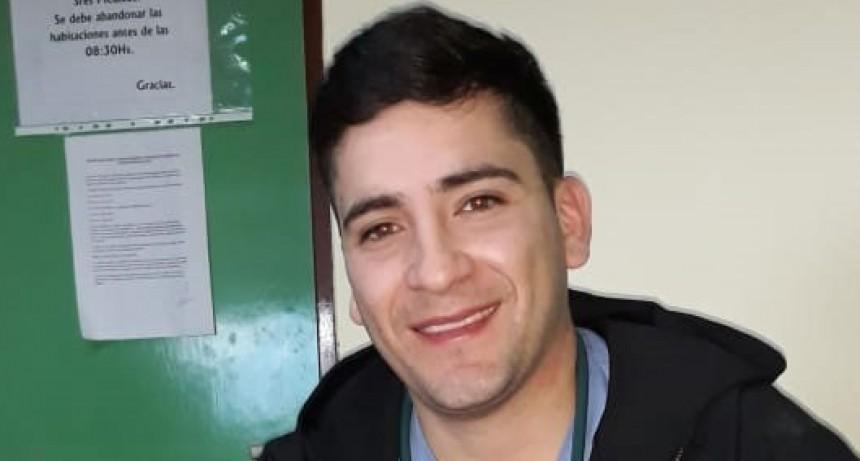 Justo Rodríguez recibió el Premio al Mérito en la categoría Juventud