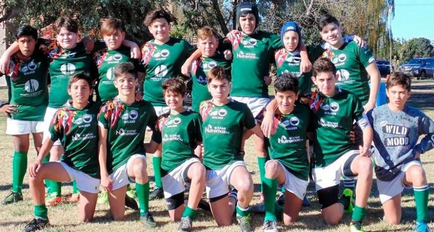 Rugby:Fin de semana Indio en Olavarría