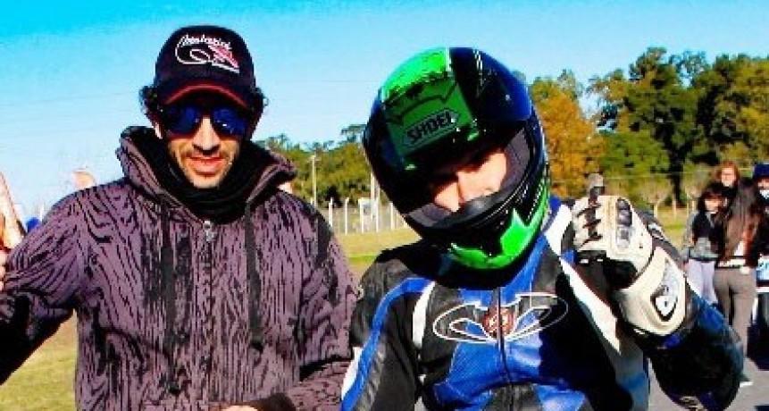 Motociclismo: Martin Villarreal logro un 3º puesto en Dolores