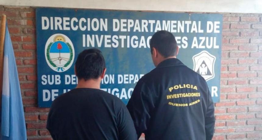 Parte Oficial: La Sub-DDI detuvo a un imputado por robo