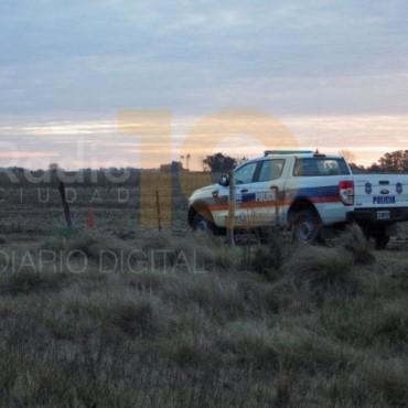 Urdampilleta: Investigan la muerte de un hombre