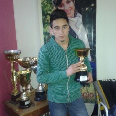 Motociclismo: Leo Domelio ganó en Huanguelen