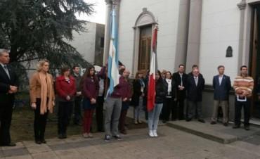 Se realizó una reunión para deliberar la condición del edificio de la Sociedad Italiana