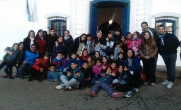 La Orquesta Escuela de Bolívar brinda conciertos en Tucumán