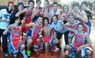 Básquet Masculino: Sport Club campeón de la copa de Bronce en Sub 15