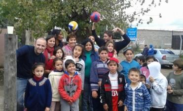 El Merendero Sapo Pepe realiza una campaña de recolección de juguetes para el Día del Niño