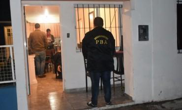 AHORA URGENTE: Resultado positivo en un allanamiento realizado por policíal antinarcótico en un domicilio de calle Rivadavia