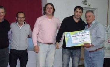 El ganador de la Fiesta del Chorizo Seco de Urdampilleta es de Bolívar