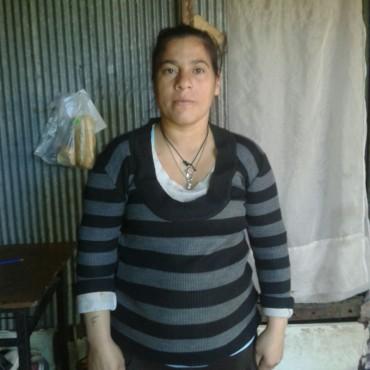 Una vecina de Bolívar necesita la ayuda de la comunidad