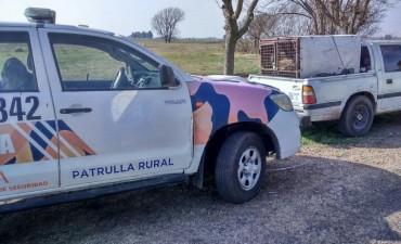 Comando de Prevención Rural regional: Actuaciones en Bolívar, Olavarría y la zona