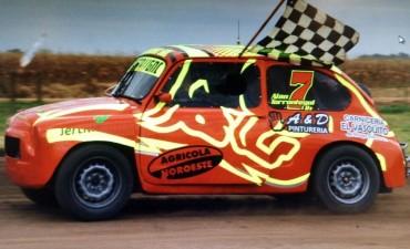 Torrontegui fue el más veloz, y logró ganar la primera carrera del año