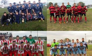 Así serán la 14° fecha de la Liga Pehuajense de Fútbol para los equipos de Bolívar