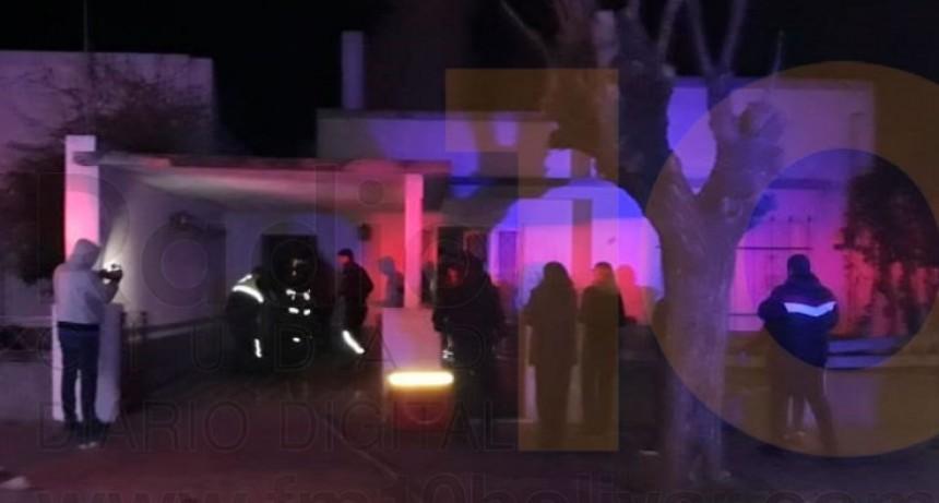 Incendio sin heridos en una vivienda con importantes daños