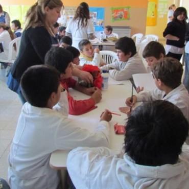 Las escuelas 11 y 20 ya tienen jornada extendida