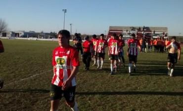 Liga Pehuajense: Empleados ganó y sigue en carrera