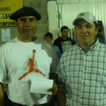 Se realizó el Torneo Provincial de Tejo en Bolívar