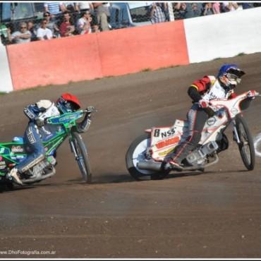 Se corrió la 6ª fecha del Campeonato Argentino Invernal de Speedway 2014en Daireaux