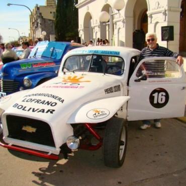 Se disputó la 7° Competencia TC del Recuerdo, Premio Roberto Mouras