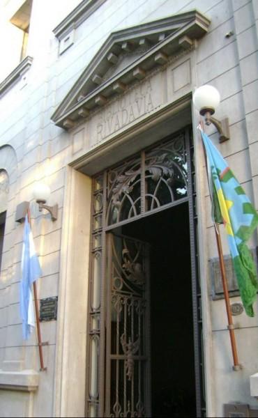 Día de la solidaridad en la Biblioteca Rivadavia