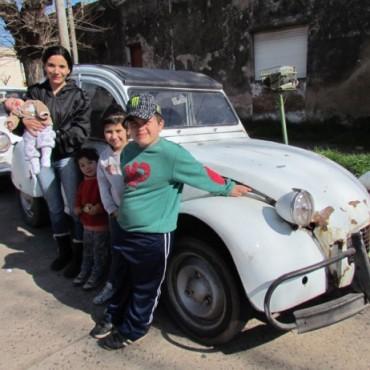 La historia más linda del mes : Un auto que volvió a su legítima dueña