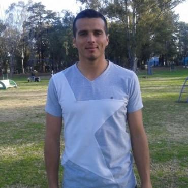Un bolivarense que brilla en Villa Dálmine, equipo de la 'B Nacional'