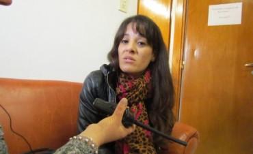 Una bolivarense utilizó su derecho a 'Expresión Pública'