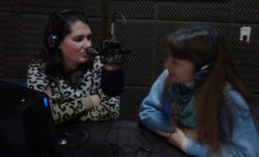 María Alzueta hizo su paso por 'WhatsAppeando'