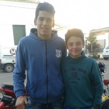 Karting del Centro: Dos jóvenes pilotos bolivarenses en un buen momento