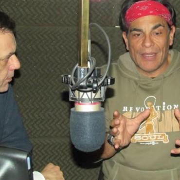 Juan Palomino visitó FM 10