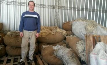 Barraca Don André: nueva opción para la venta de cueros y lanas