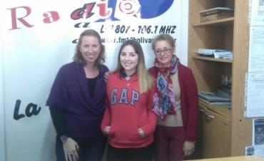 Una joven bolivarense realizará un intercambio en Alemania