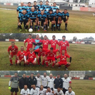 Fútbol Senior Menores: Saldrá un campeón entre tres equipos
