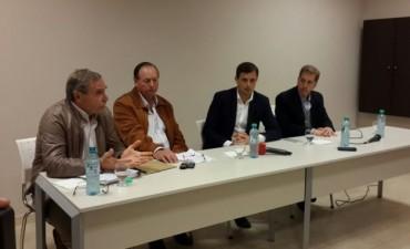 Urbanización: El Intendente firmó un convenio con la Cooperativa Agropecuaria