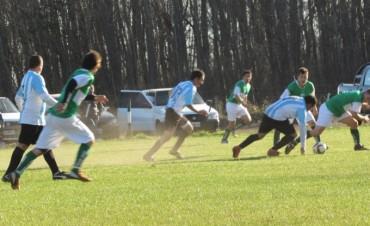 Fútbol Rural Recreativo: Marsiglio, Vallimanca, Hale e Ibarra ganaron en la primera de la segunda ronda
